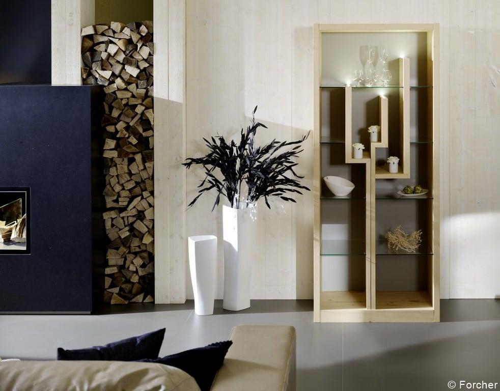 Wohnzimmermöbel für individuelle Wünsche als Sideboard, Vitrine, Highboard oder Schrankwand